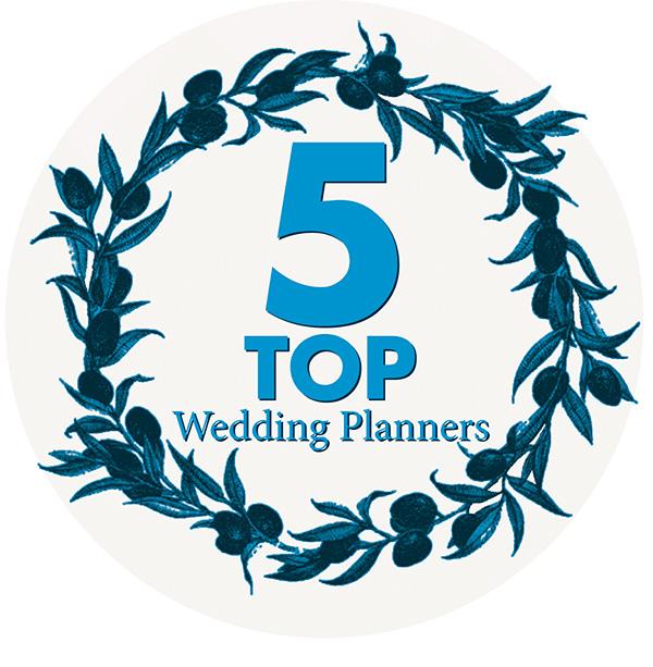 5 Top Wedding Planners
