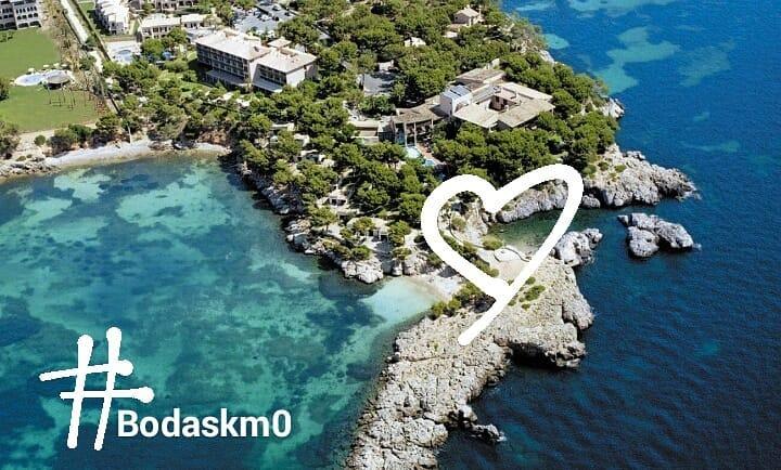#BodasKm0 - Hotel Boutique H10 Punta Negra