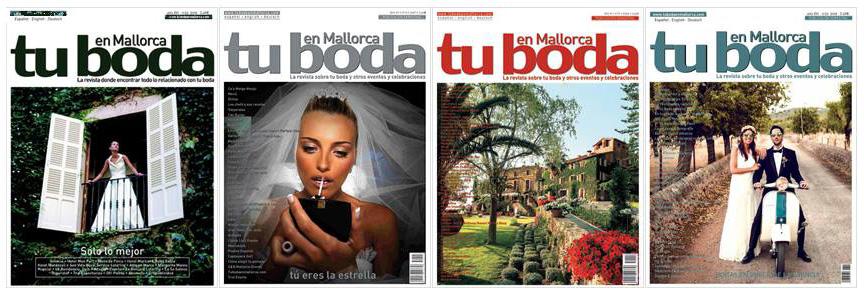 #BodasKm0 - Revista Tu Boda en Mallorca