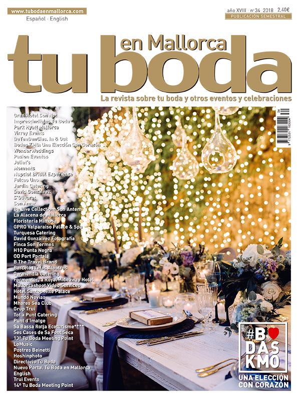 Revista Tu Boda en Mallorca #34