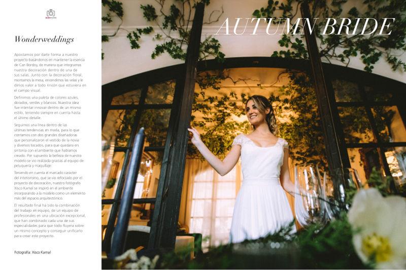 Revista Bodaviews #1 - Wonderweddings