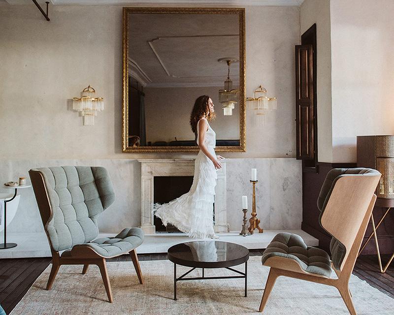 1º Bodaviews - Brunette Caravan - The White Showroom