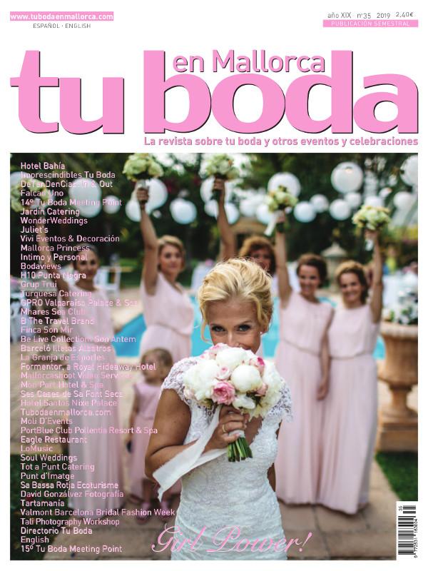 Revista Tu Boda en Mallorca #35