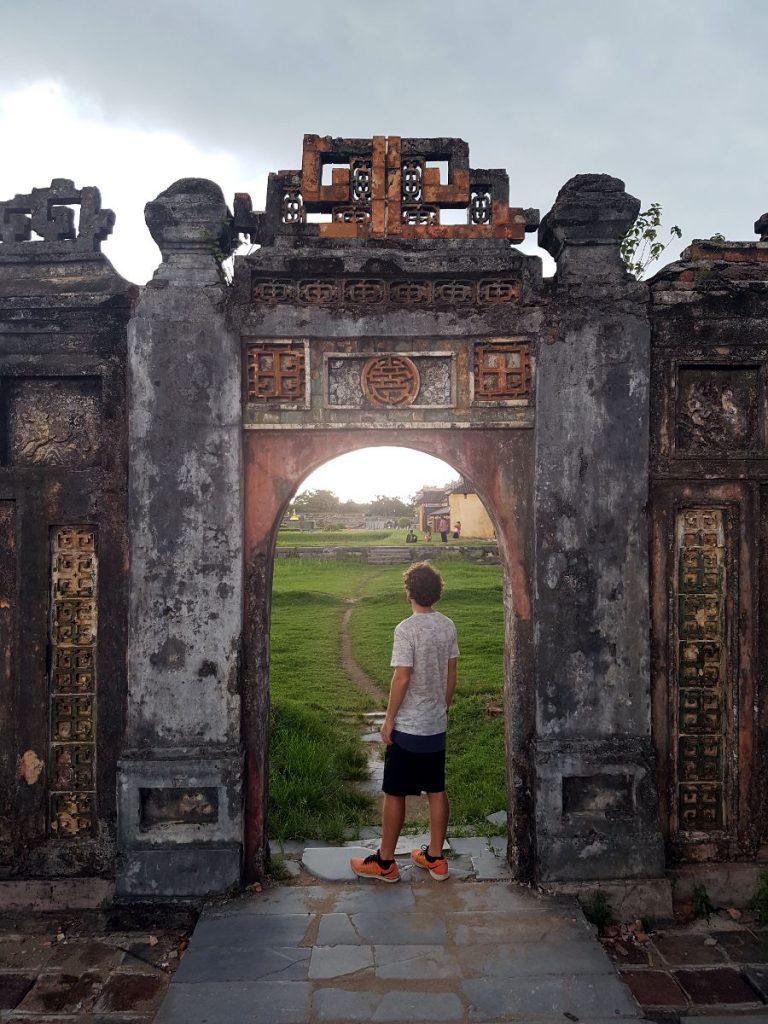 Ciudad Imperial - Hue, Vietnam
