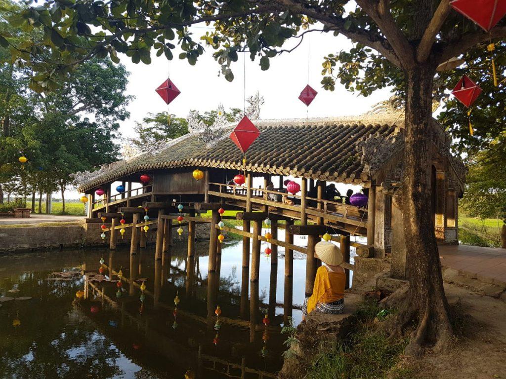 Thanh Toan Bridge - Hue, Vietnam