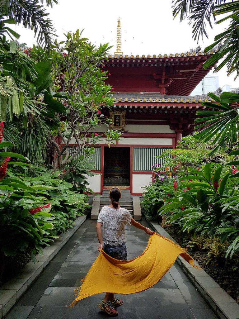 Buddha Tooth Relic Temple & Museum - Chinatown, Singapur