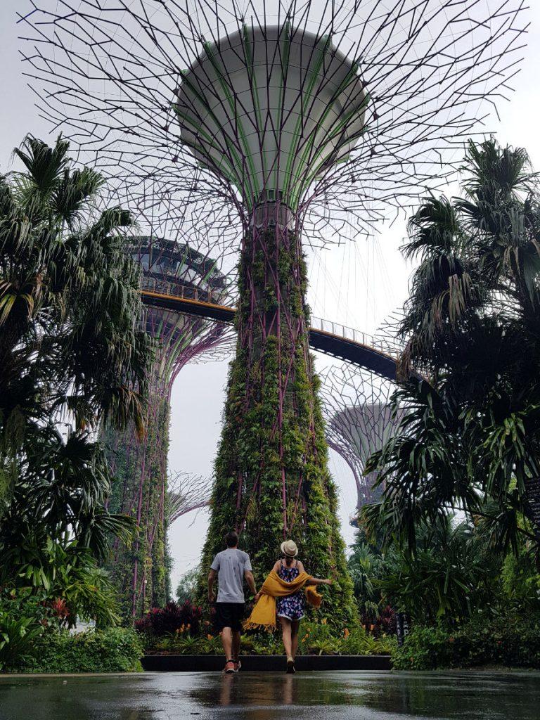 Gardens by the Bay - Marina Bya, Singapur