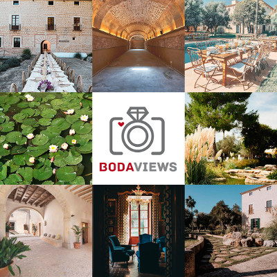 3º Bodaviews en la Finca Morneta