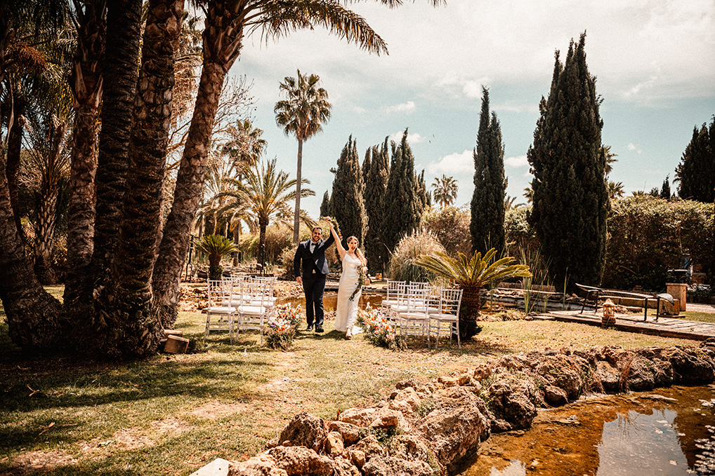 Tu Boda en Mallorca-Boda en un lago