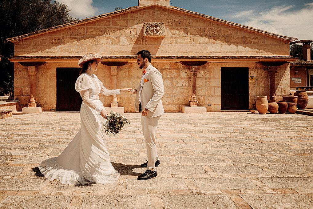 Tu Boda en Mallorca- Viaje Tejas