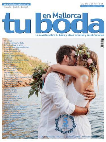 Revista Tu Boda en Mallorca #32