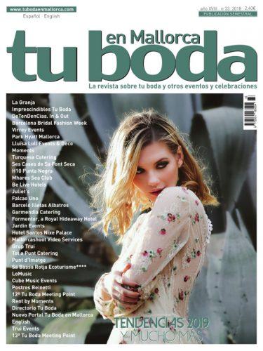 Revista Tu Boda en Mallorca #33