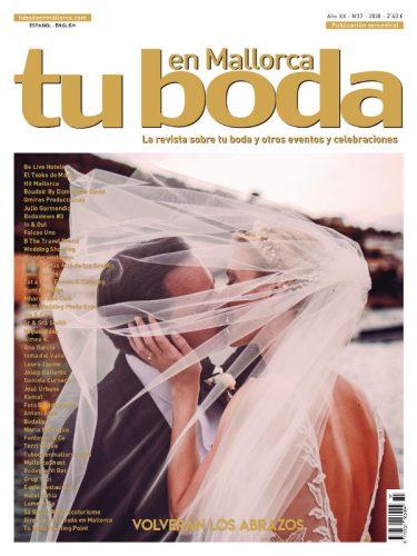 Revista Tu Boda en Mallorca #37